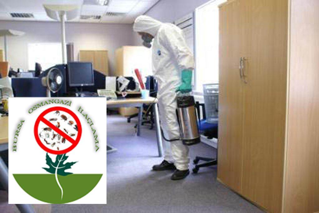 bursa osmangazi böcek ilaçlama